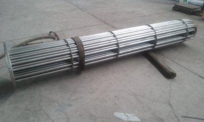 钛镍锆钽换热器盘管/管束