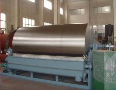 氯化钙干燥机不锈钢滚筒刮板干燥机蒸汽单鼓滚筒干燥机,设备产品,动设备,干燥机,滚筒式,蒸汽,滚筒刮板,传导式, 4*2.4米, 化工、生物制药