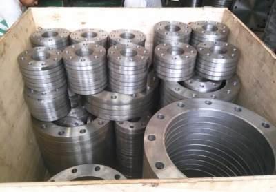 板式平焊锻件法兰20G、16Mn、12Cr1MoV、15CrMo