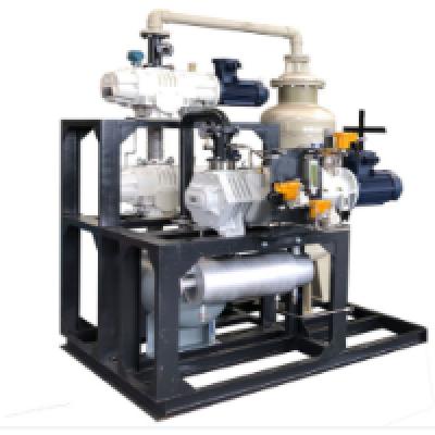 SVPB罗茨螺杆真空机组 化工清洁油封式螺杆泵 耐腐蚀干式螺杆真空泵,设备产品,动设备,泵,,,