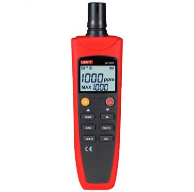 UNI-T/优利德 一氧化碳检测仪 UT337A 1台,仪器仪表,热工仪表,数据采集器/附件