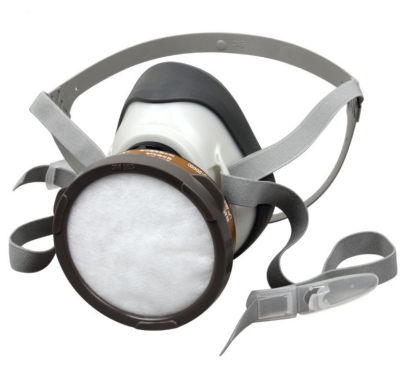 3M 1200系列尘毒呼吸防护套装 1201 1套,工具设备,劳保用品,呼吸防护