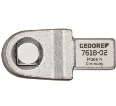 """GEDORE/吉多瑞 7618型方形固定四方扳子头(14×18) 7618-02 1/2"""" 1个"""