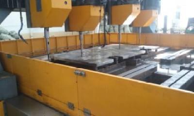钛镍锆钽复合材料换热器管板