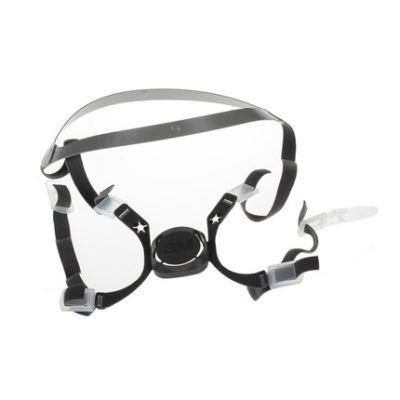 3M 6000系列半面罩头带组合 6281 适用于6200 1条,工具设备,劳保用品,呼吸防护
