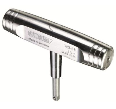 "GEDORE/吉多瑞 763型扭矩扳手DREMOMETER T-FS 763-05 1/4"" 1把"