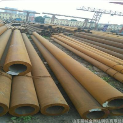 山东无缝钢管厂家现货 20#无缝管 外径160大口径钢管内120可切割