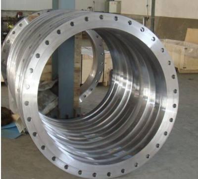 钛镍锆钽复合板大口径法兰