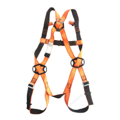 DELTA/代尔塔 HAR12双挂点全身式安全带 501013 双挂点 胸部加强扣环 HAR12MFB 1条