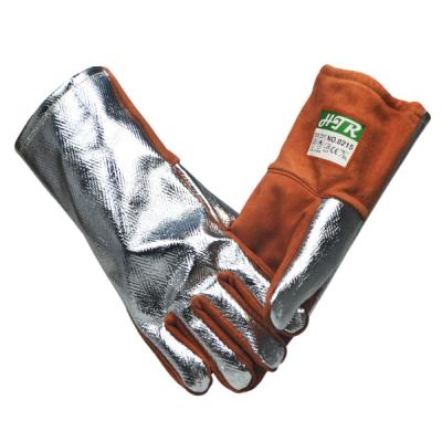 HTR/海太尔 200℃隔热焊接手套 0215 均码(XL) 长35cm 1双