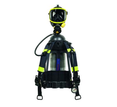 HONEYWELL/霍尼韦尔 T8000 Pano系列呼吸器 SCBA805 6.8L Luxfer气瓶 1套
