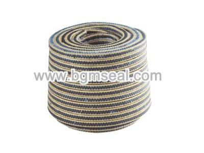 P2200芳纶F4石墨纤维编织填料(盘根)