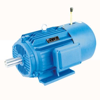 YEJ系列电磁制动三相异步电动机,零部件产品,动力件,电机,笼型感应