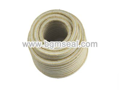 P2100芳纶F4纤维编织填料(盘根)