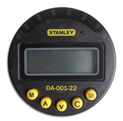 STANLEY/史丹利 数显角度测量仪 DA-001-22 1个
