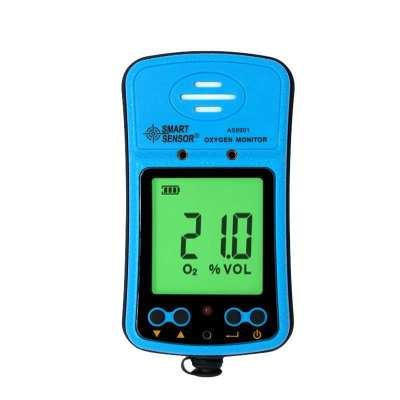 SMART SENSOR/希玛仪表 氧气检测仪 AS8901 1台,仪器仪表,热工仪表,数据采集器/附件