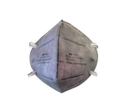 3M 折叠式有机蒸气异味及防颗粒物口罩 9042 KN90 头戴式 1个