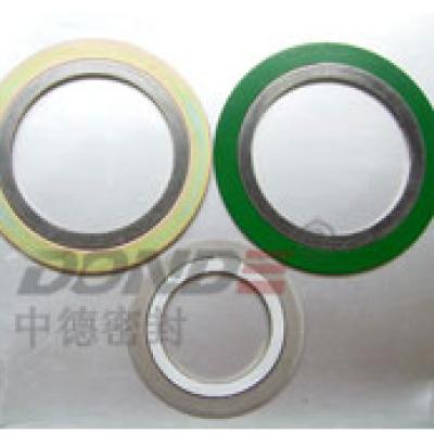 带外环金属缠绕垫片,零部件产品,密封件,垫片,缠绕,